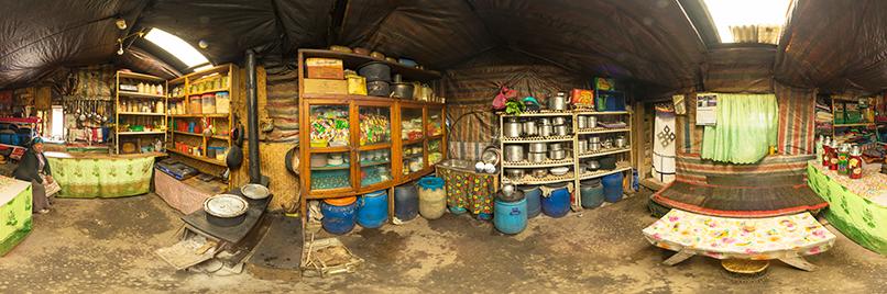 Phurbas kitchen